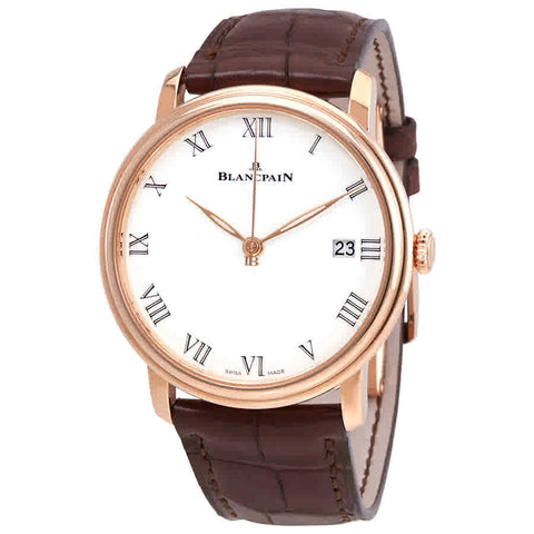 Blancpain Villeret Automatic Mens Watch 6630-3631-55B