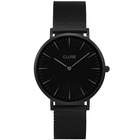Cluse La Boheme Black Dial Ladies Watch CL18111