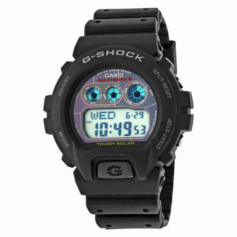 Casio G-Shock Black Digital Watch GW6900-1