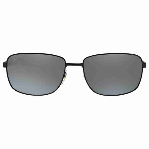 105b60a9f64 Ray Ban RB3478 Polarized Blue Grey Gradient Mens Sunglasses RB3478 ...