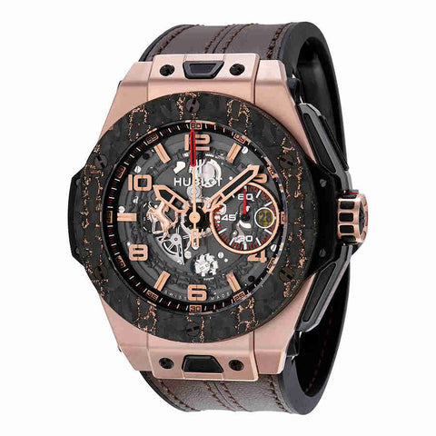 Hublot Big Bang Ferrari King Gold Carbon Limited Edition Mens Watch 401.OJ.0123.VR