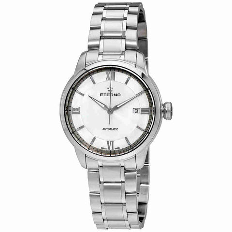 Eterna Adventic Automatic Silver Dial Mens Watch 2970.41.62.1704
