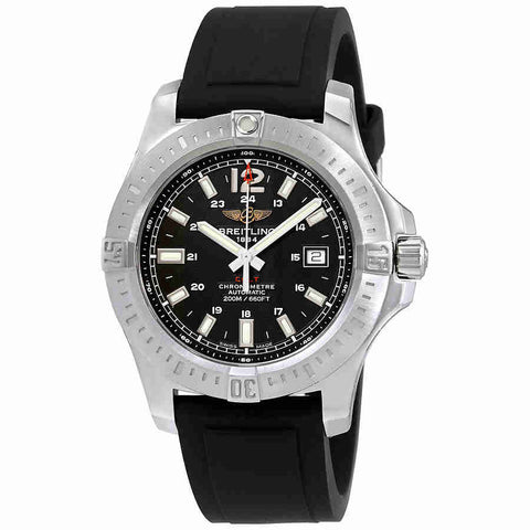 Breitling Colt Automatic Black Dial Mens Watch A1738811-BD44BKPT