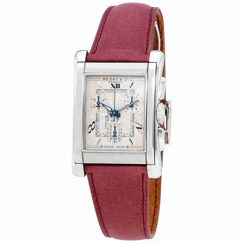 Bedat No. 7 Chronograph Leather Mens Watch 778.010.610