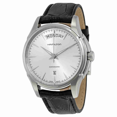 Hamilton Jazzmaster Automatic Silver Dial Mens Watch H32505751