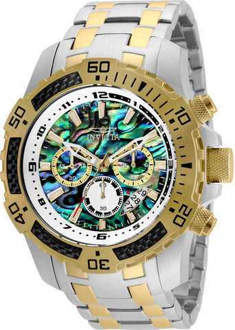 Invicta Pro Diver Chronograph Mens Watch 25093