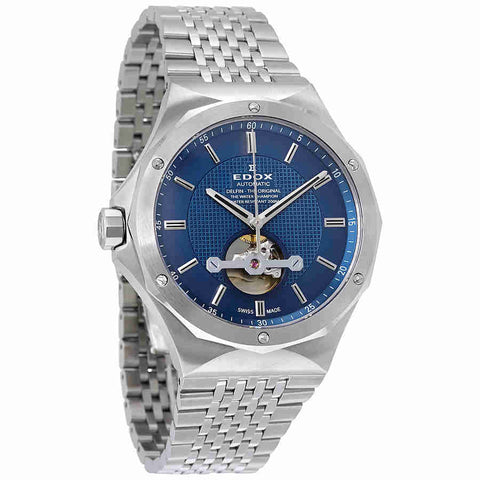 Edox Delfin Automatic Mens Watch 85024 3M BUIN