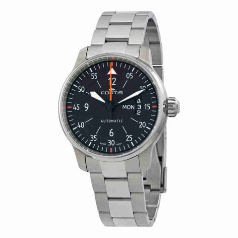 Fortis Cosmonautis Cockpit Two Automatic Mens Watch 704.21.19 M