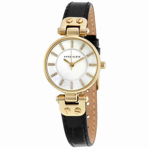 Anne Klein Mother Of Pearl Dial Quartz Ladies Watch 1950MPBK