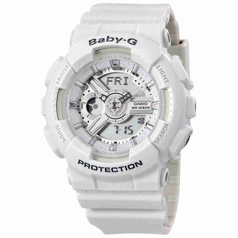 Casio Baby-G Analog-Digital Dial Ladies Watch BA110-7A3CR