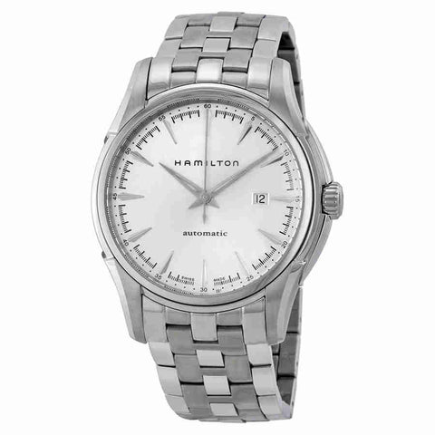 Hamilton Jazzmaster Viewmatic Silver Dial Mens Watch H32715151