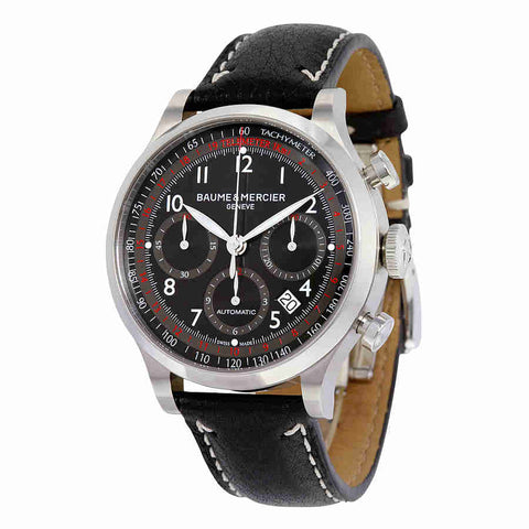 Baume and Mercier Capeland Automatic Chronograph Mens Watch 10001