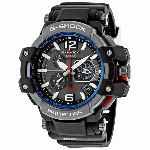 Casio G-Shock Gravity Master Hybrid GPS Mens Watch GPW-1000-1ACR