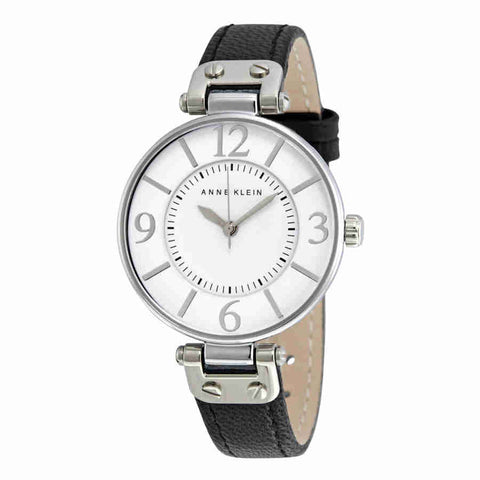 Anne Klein White Dial Ladies Watch 10-9169WTBK