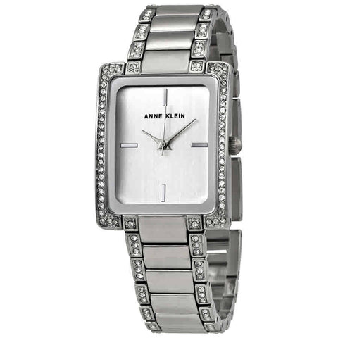 Anne Klein Silver Dial Ladies Watch 2839SVSV