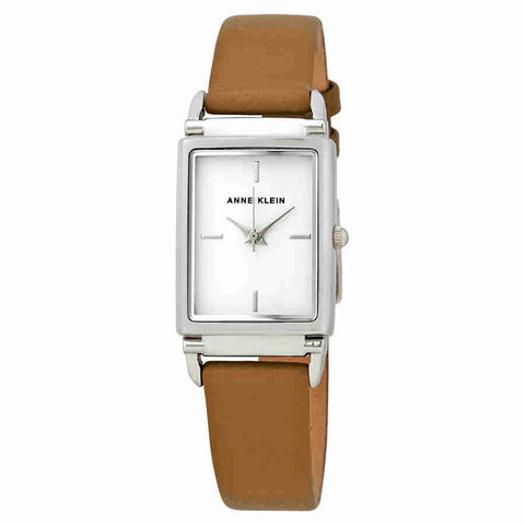 Anne Klein Silver Dial Ladies Watch 2763SVTN