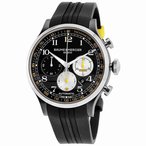 Baume et Mercier Capeland Chronograph Automatic Mens Watch M0A10281