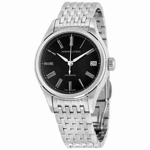 Hamilton Valiant Automatic Black Dial Ladies Watch H39415134