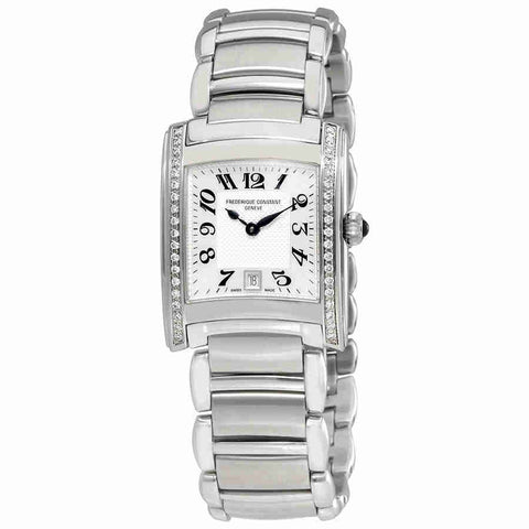 Frederique Constant Delight White Dial Ladies Watch FC-220AMW2ECD6B