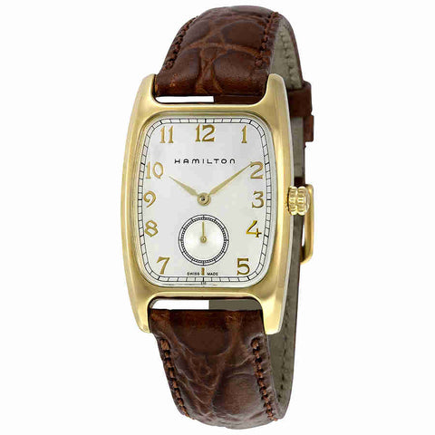 Hamilton Boulton Quartz Mens Watch H13431553
