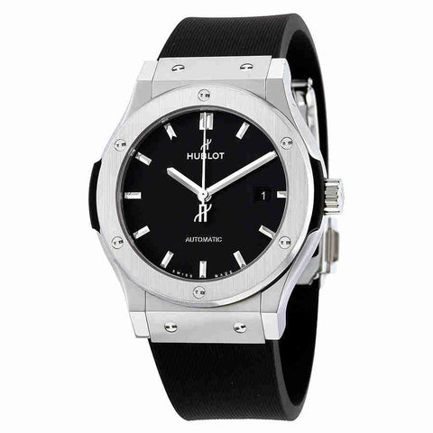 Hublot Classic Fusion Automatic  Black Dial Mens Watch 542NX1171RX
