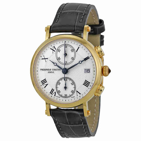 Frederique Constant Classics Chronograph Ladies Watch FC-291A2R5