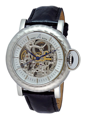 Adee Kaye Convertible Automatic Skeleton Dial Mens Watch AK7119-M