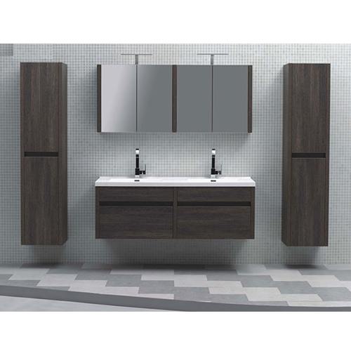 Asta bella wall hung side cabinet renovators warehouse for Bathroom cabinets 400mm wide