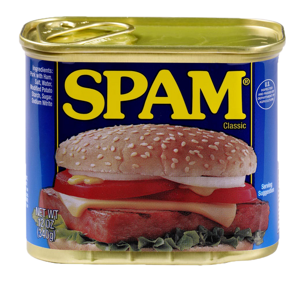 100 Mixed Categories Spam Emails