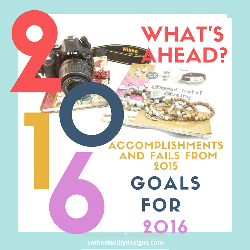 Happy New Year! Goal Setting for 2016