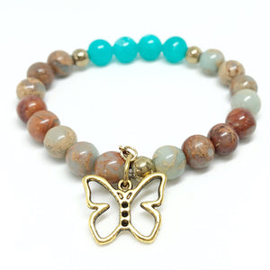 Inner Strength Collection- Butterfly Charm