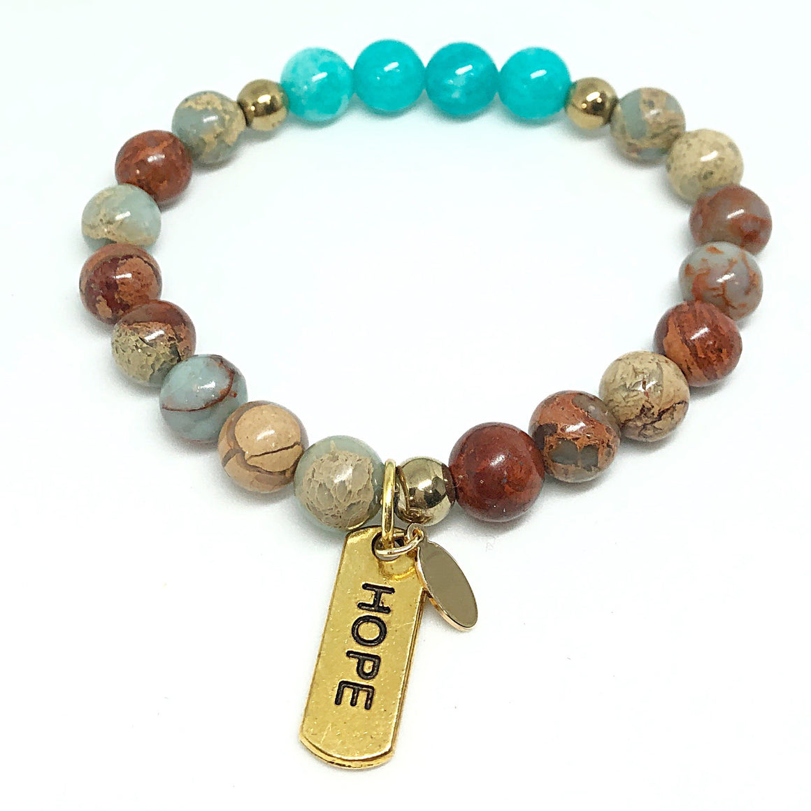Inner Strength Collection- HOPE Charm