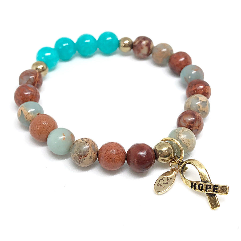 Inner Strength Collection- HOPE Ribbon