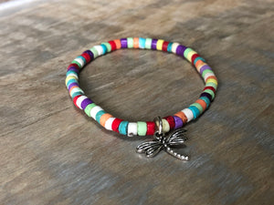 Happy Heshi Dragonfly Bracelet