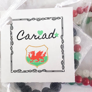 Cariad Bracelet - Welsh Love