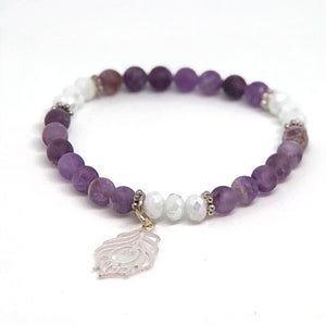 Protection Collection - Amethyst Bracelet