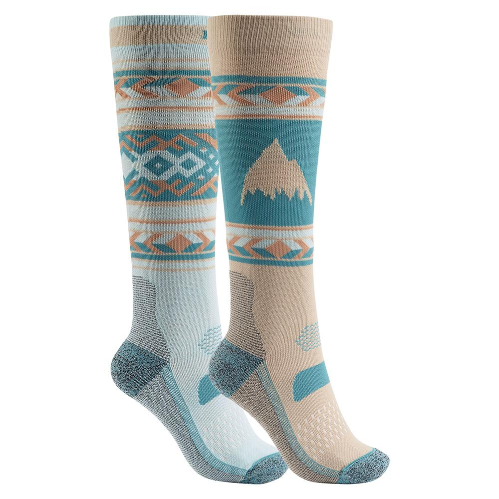 Burton Womens Performance Lightweight Sock 2 Pack