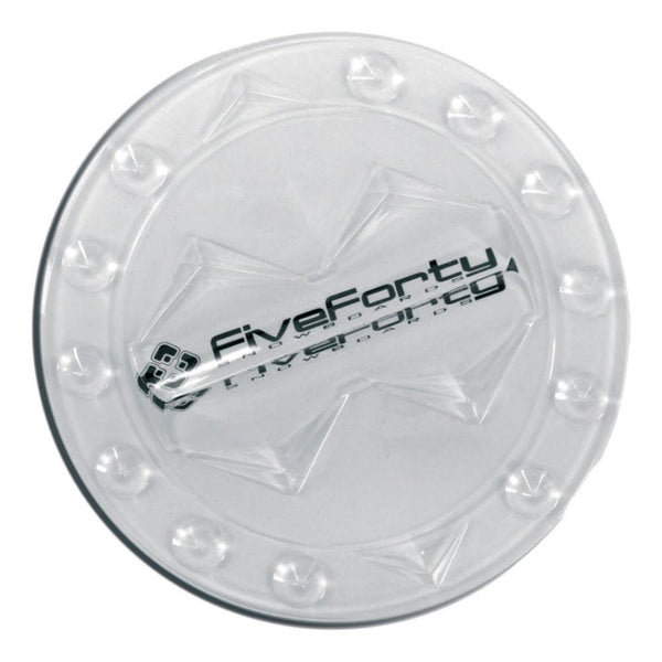 540 Circle Stomp Pad Transparent
