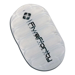 540 Oval Stomp Pad Transparent