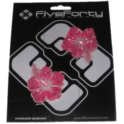 540 Pink Flower Stomp Pad Snowboard Accessories Australia