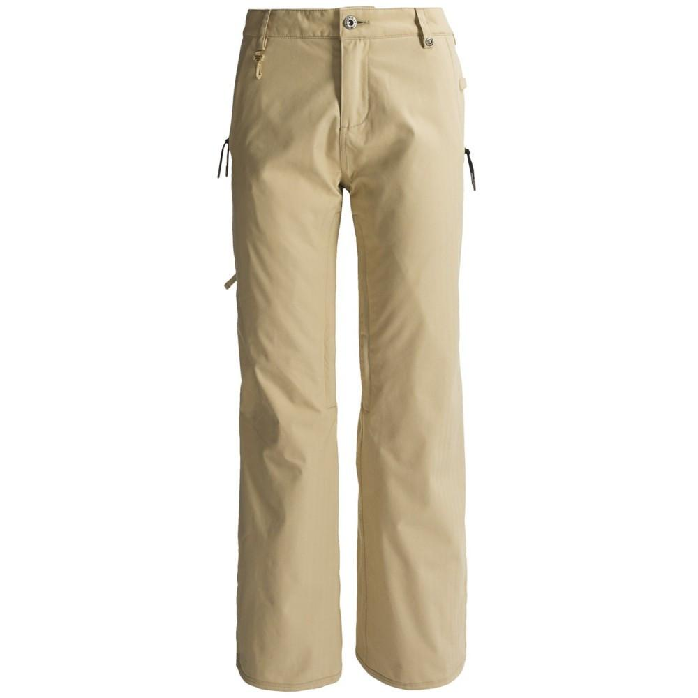686 Dickies Work Insulated Pant Khaki 2014 Women's Snowboard Outerwear Austalia