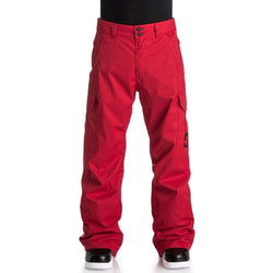dc banshee pants 2017 racing red