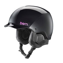 Bern Muse Helmet Satin Black Sunray 2016 Womens Protection