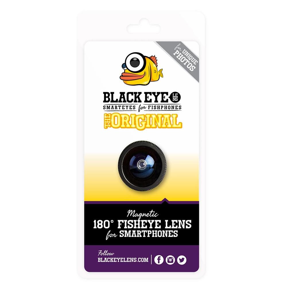 Black Eye Smartphone 180° Fisheye Lens
