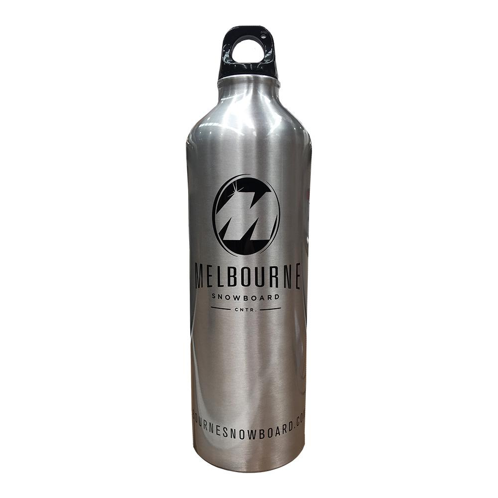 Melbourne Snowboard Centre Aluminium Water Bottle