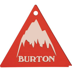 Burton Triangle Wax Scraper