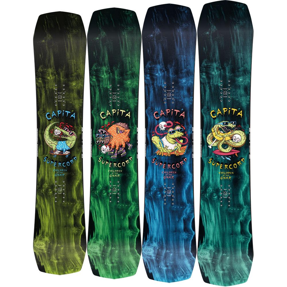 Capita Children Of The Gnar 2021 *PREORDER*