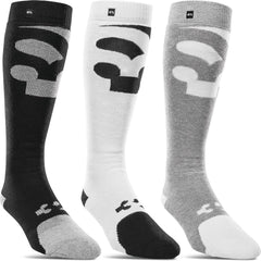 ThirtyTwo Cutout Classic Sock 3-Pack 2020