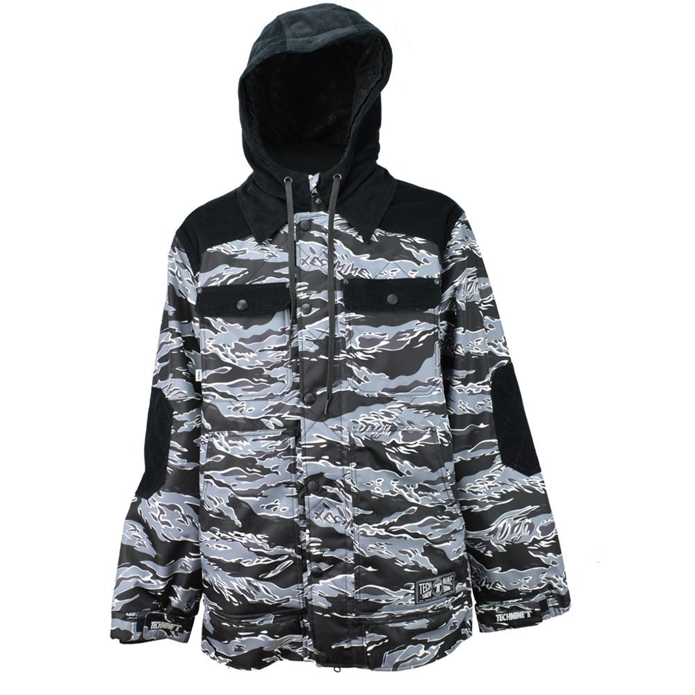 Forest Camo Snowboard Jacket