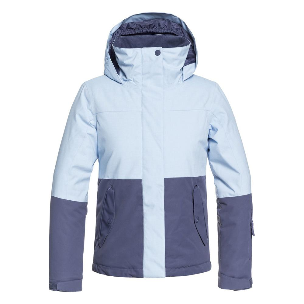 Roxy Girl Jetty Block Jacket